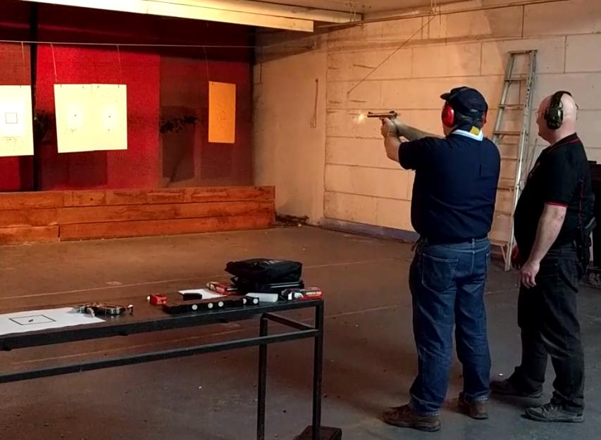 Venturers Can Shoot