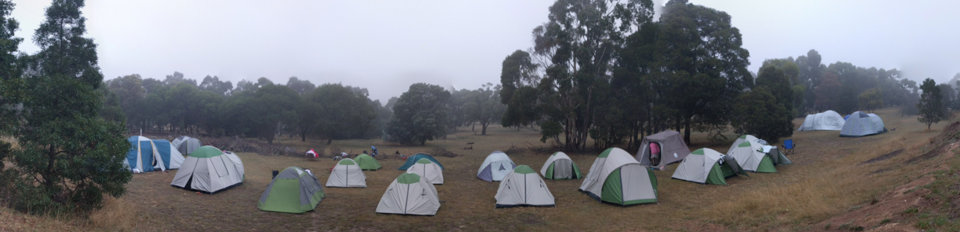 Hoopla – 10th Caulfield Family Camp