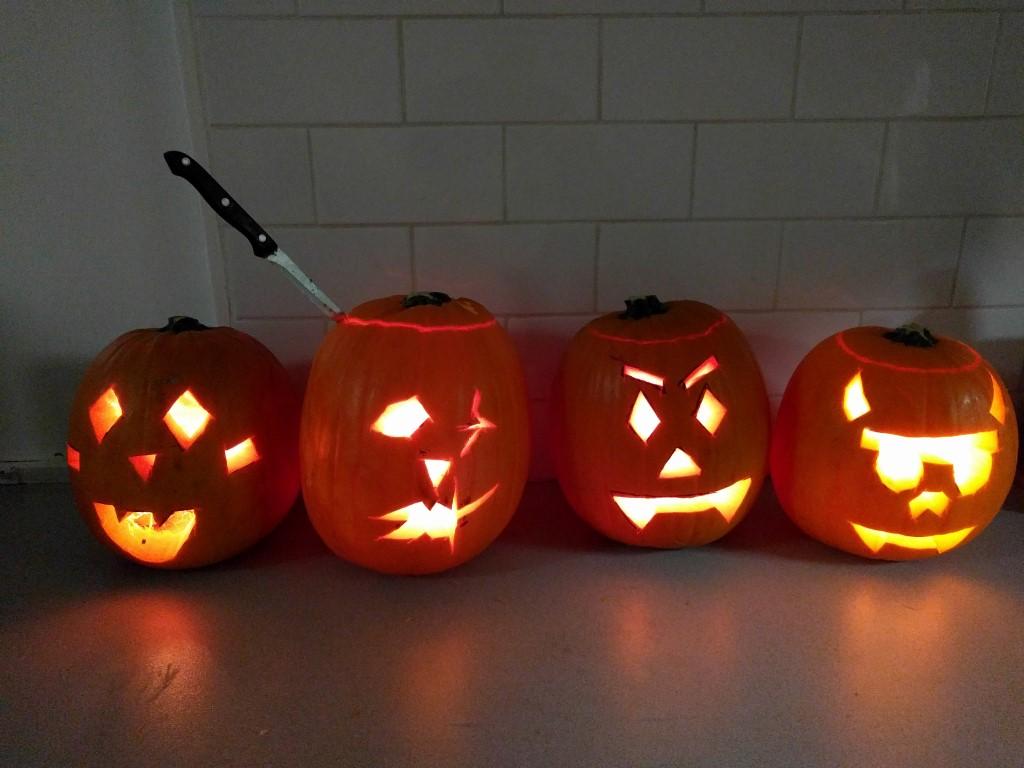 Spooky Scouts